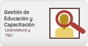 Cuadro de Honor, Licenciatura en Gestión de Educación y Capacitación.